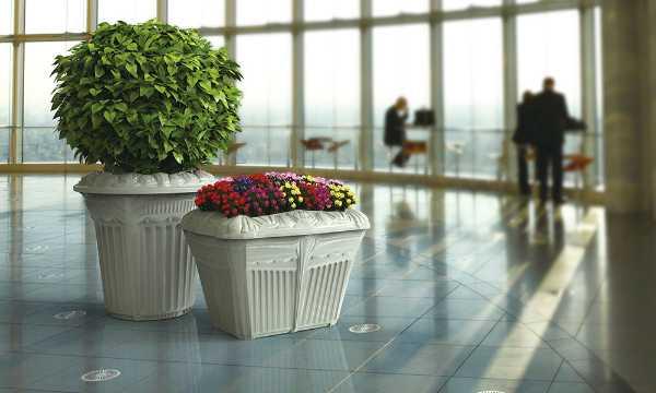 市政工程塑料花箱