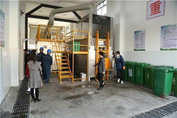 2021咸阳市城市生活垃圾分类网络主题活动启动